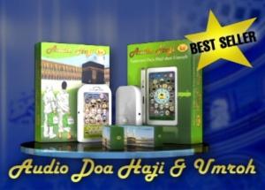 audio haji dan umrah